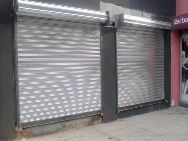 persianas metalicas - Persianas de seguridad de aluminio