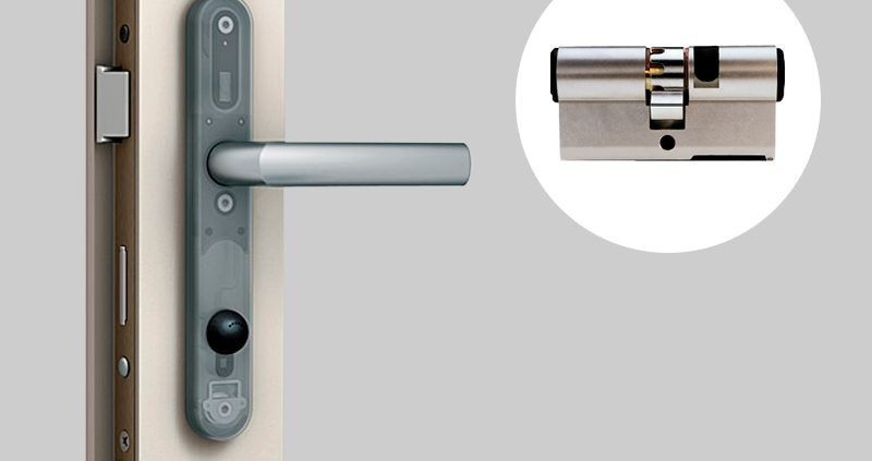 llaves cerraduras bombines comunidades - Las llaves, cerraduras y bombines de las puertas para comunidades
